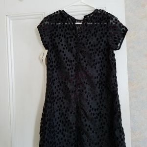Vintage Sylvia Whyte Girls Party Dress -16